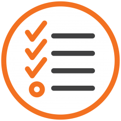 Training needs analysis icon