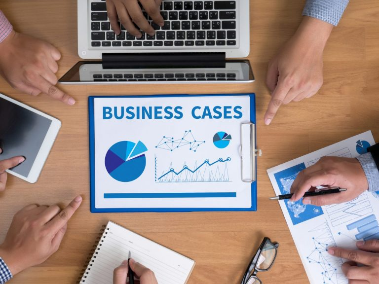 business case image