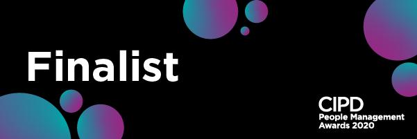 CIPD 2020 finalist banner